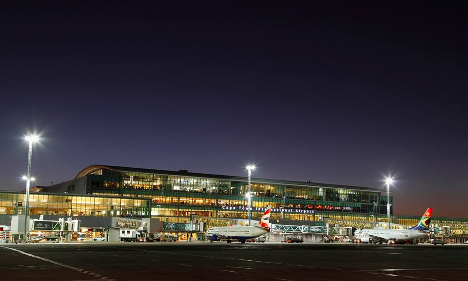 Cape Town International Airport ranked the best in Africa