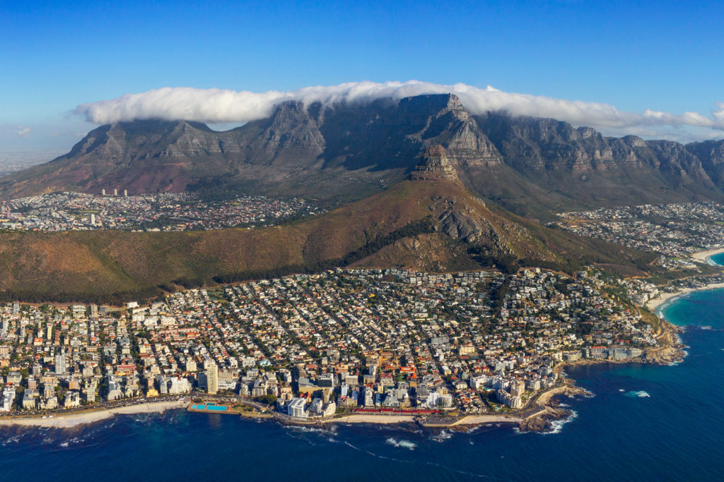 Cape Town placed second in the world for prime real estate
